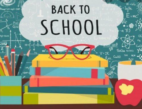 School Calendar and Return details for August 2021